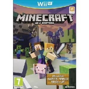 Jeu Minecraft Wii U Edition