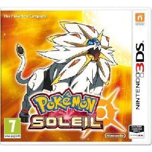 Pokémon Soleil NINTENDO 3DS