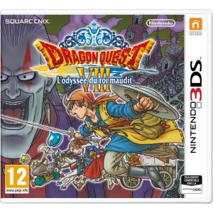 Jeu vidéo Nintendo 3DS Dragon Quest VIII