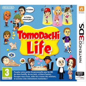Jeu 3DS Tomodachi Life