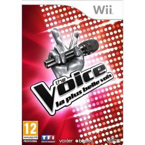 Jeu Wii The Voice