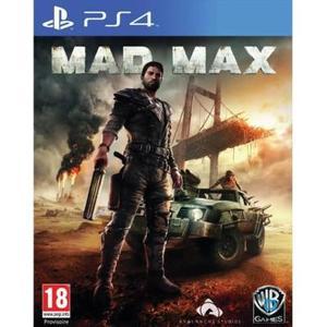 Mad Max Jeu PS4