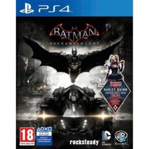 Jeu PS4 Batman Arkham Knight