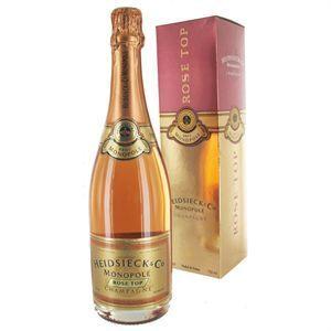 Champagne Heidsieck brut rosé