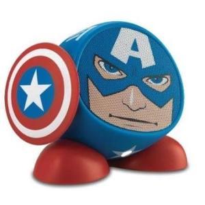 Enceinte Bluetooth Captain America IHOME