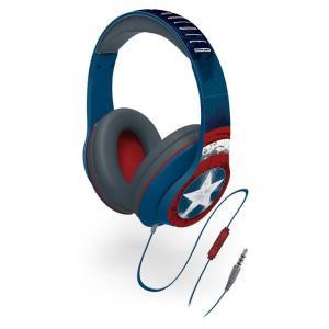 Casque audio Captain america Marvel