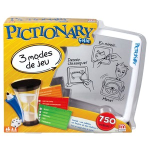Pictionnary Folie