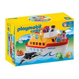 Navire transportable Playmobil