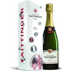 Bouteille Champagne Taittinger Brut Réserve étui