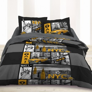 Parure de lit N-Y Taxi