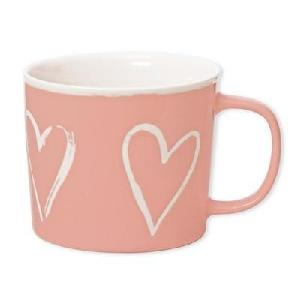 6 mugs Coeur 35 cl BRUNO EVRARD