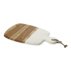 Planche en bois et marbre Marbela Evrard