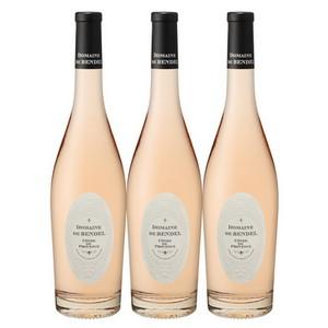 3 Bouteilles Côtes de Provence Bio Rosé