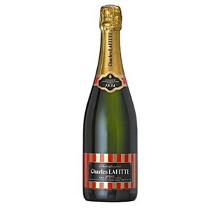 Bouteille Champagne Charles Lafitte 1834