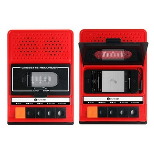 Haut-Parleur magnétophone iRecorder pour iPhone