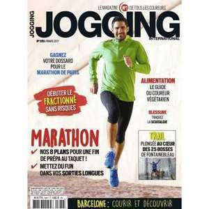 Magazine JOGGING INTERNATIONAL