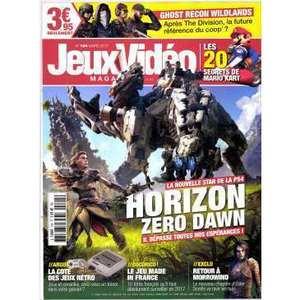 Magazine JEUX VIDEO MAGAZINE