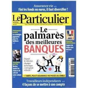Magazine LE PARTICULIER