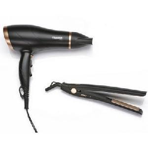 Coffret sèche-cheveux et lisseur TRISTAR