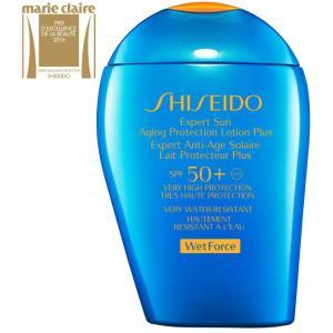 Lait Solaire Protecteur Anti-Age SPF50+ Shiseido