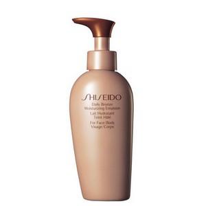 Lait hydratant teint hâlé Shiseido