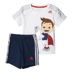 Ensemble T-shirt et short ADIDAS
