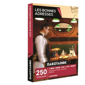 Les bonnes adresses DAKOTABOX