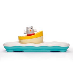 Veilleuse bateau musical hibou