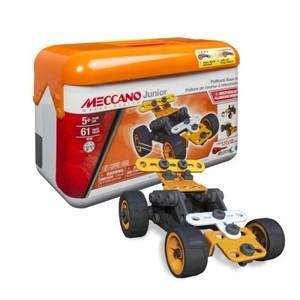 Mallette voiture rétrofriction JuniorMeccano