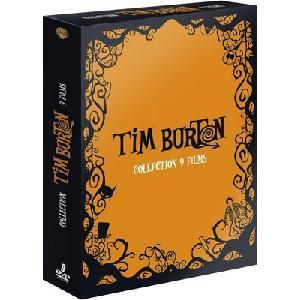 Coffret DVD Tim Burton collection 9 films