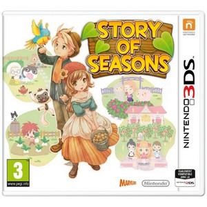 Jeu Nintendo 3DS Story of Seasons