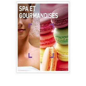 E-coffret Spa et gourmandises Smartbox