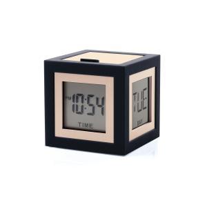 Réveil cube 4 écrans