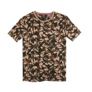 T-Shirt Camouflage AEROBATIX