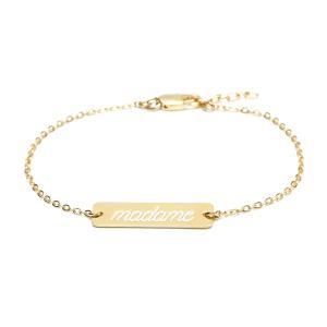 Bracelet Madame MONSIEUR SIMONE