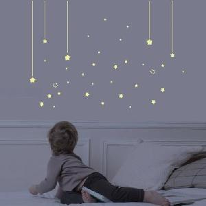 Stickers phosphorescent Art for Kids