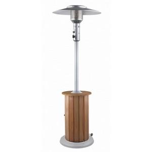 parasol chauffant bois primagaz tendance femme platinium youkado. Black Bedroom Furniture Sets. Home Design Ideas