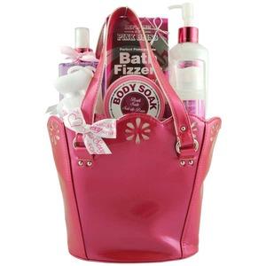 Coffret de Bain Rose The Republic Of Pink Bliss