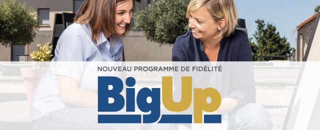 BIENVENUE DANS LE CLUB DE FIDELITE BIGUP DE BIGMAT